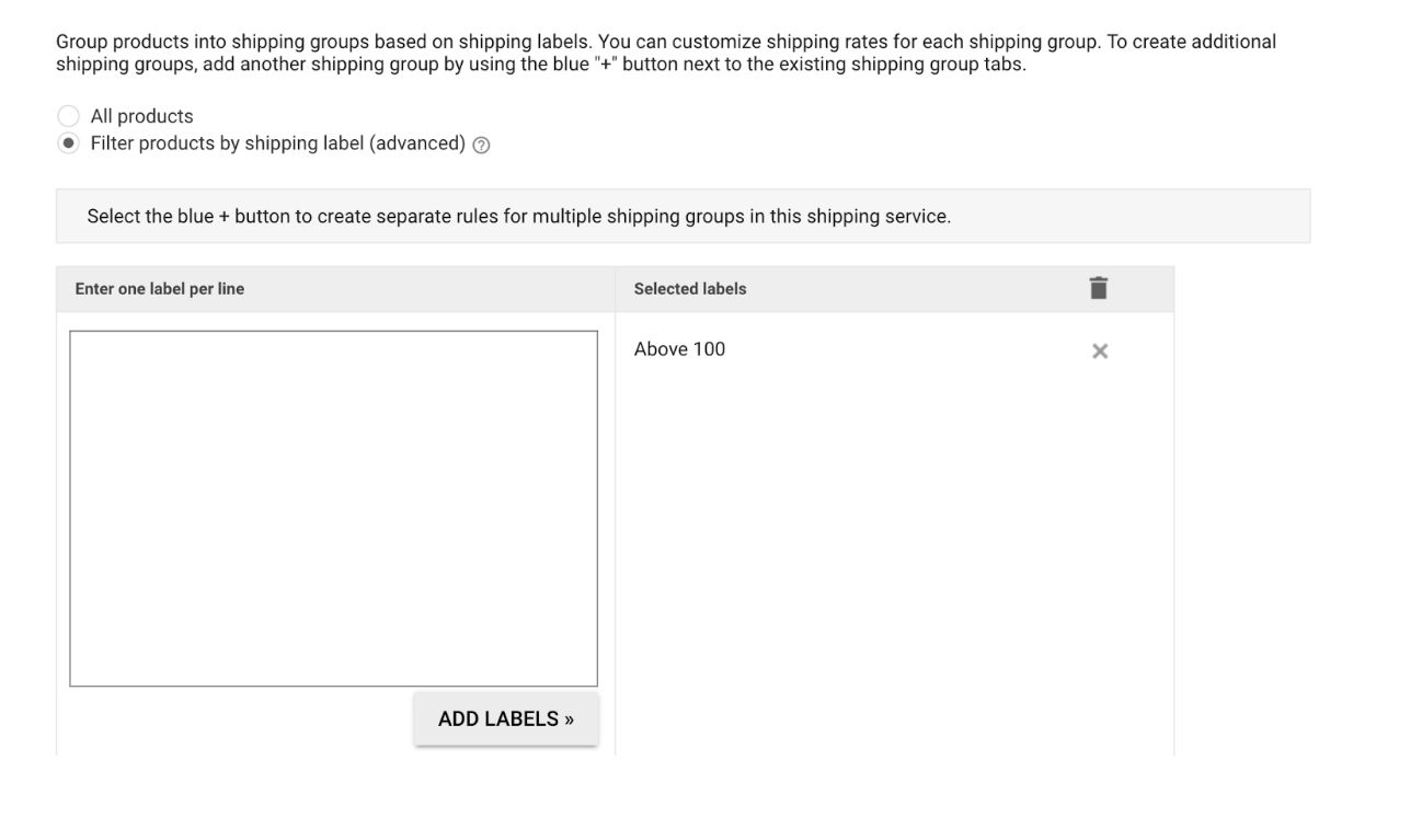 Custom Labels for Shipping | #AdWordsAnswers - googleen