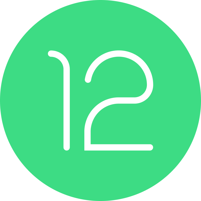 Android 12 icon