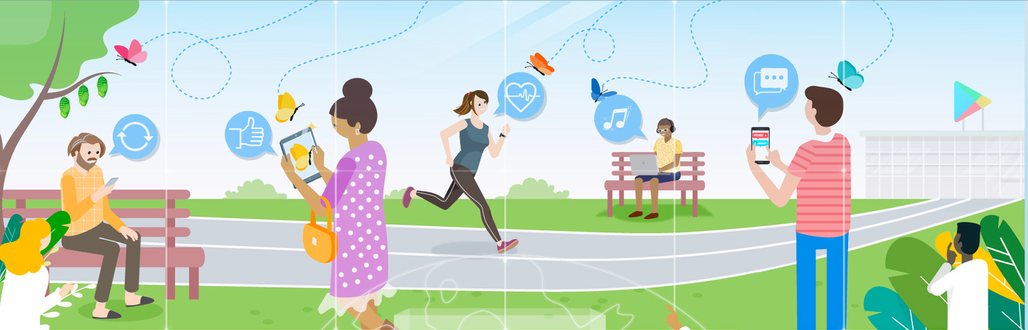 Google Play academy image
