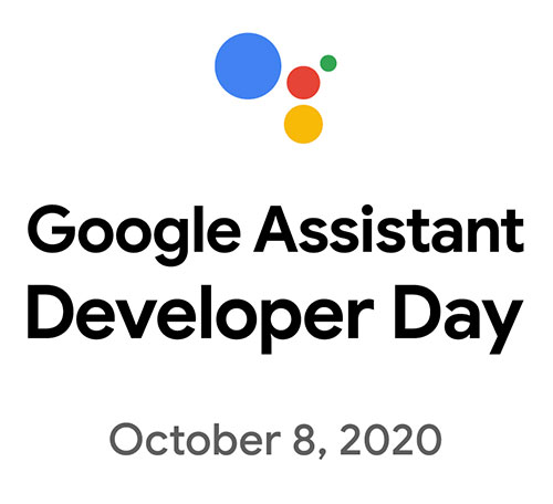 Google Assistant Developer Day logo