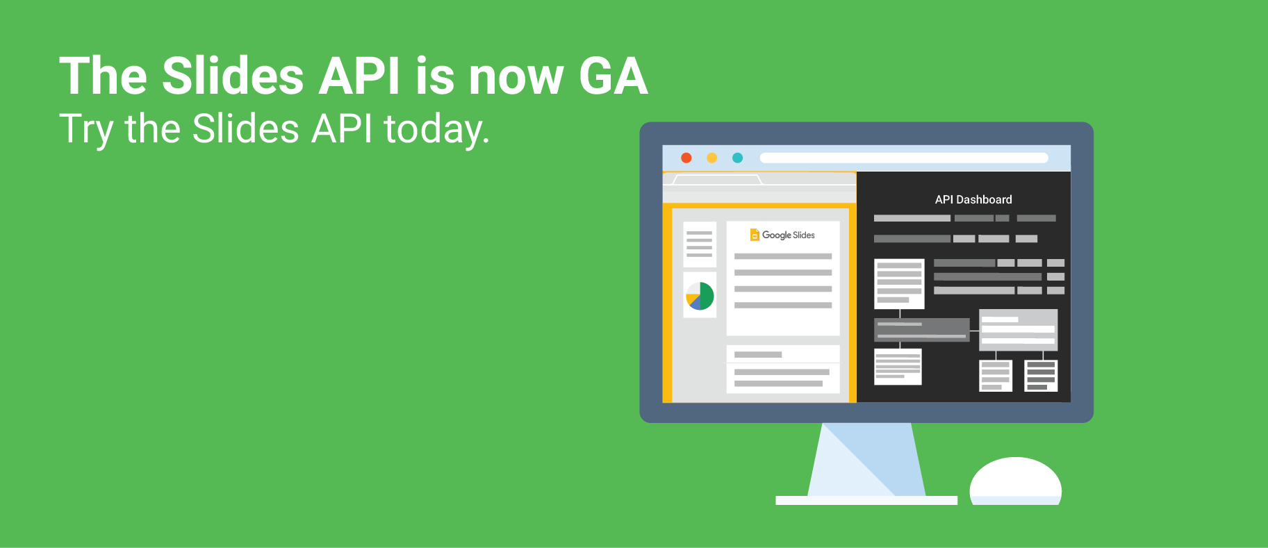 API is GA