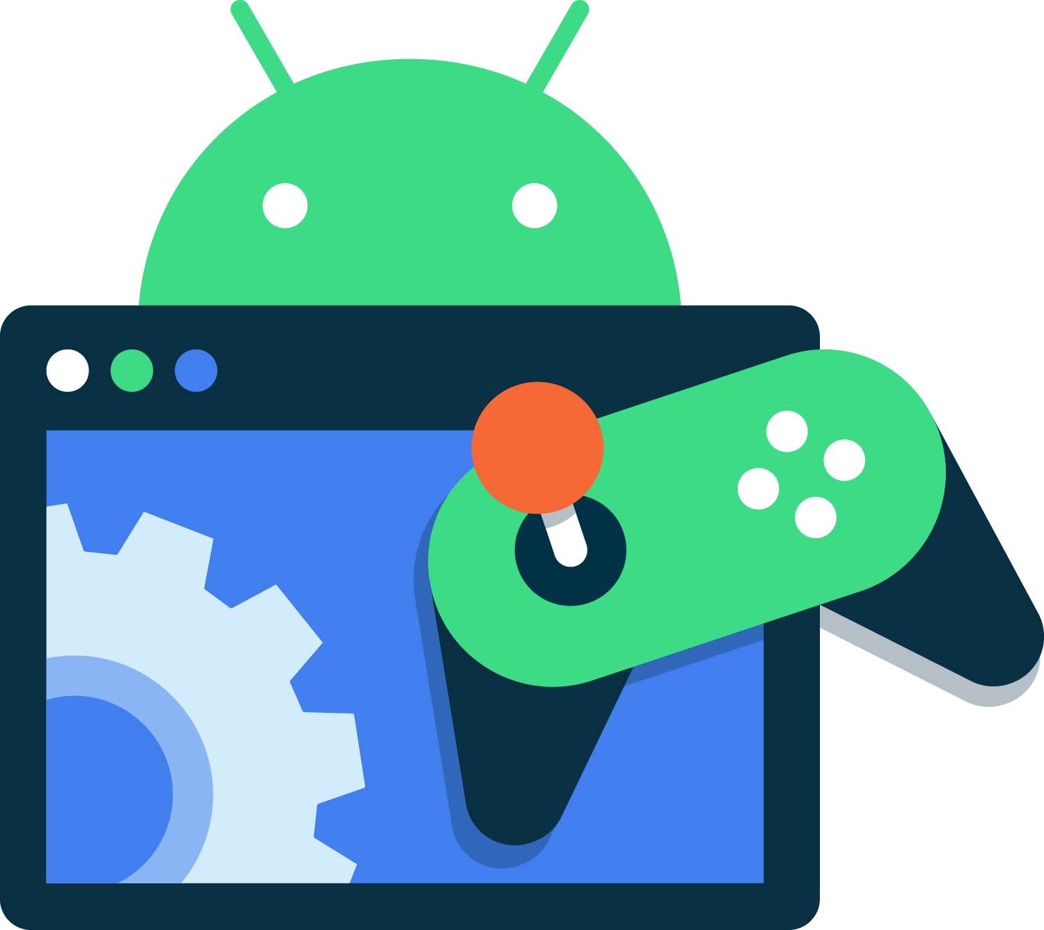Android Game Development Kit image