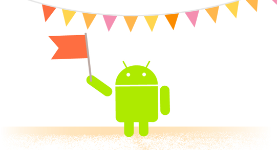 Android continues its evolution