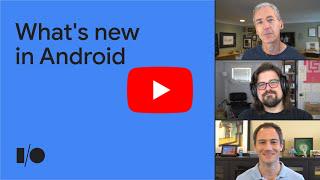 Android at I/O video thumbnail