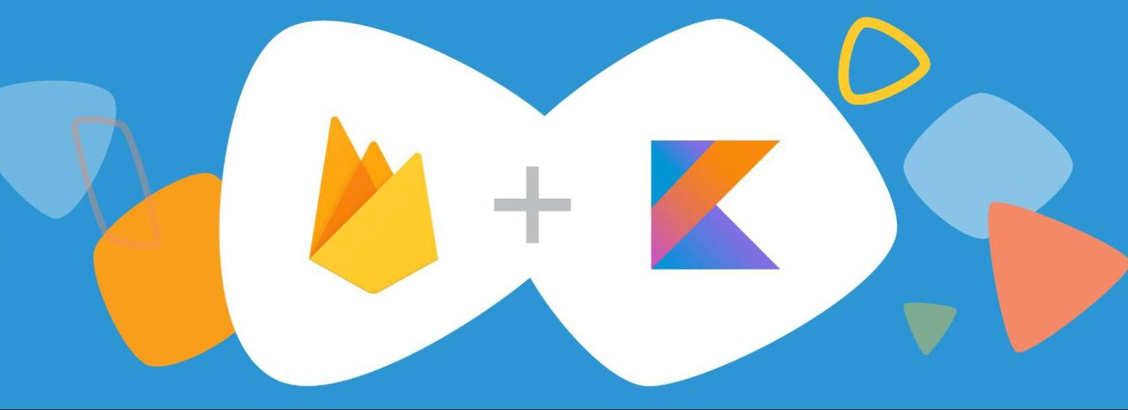 Firebase & Kotlin logo