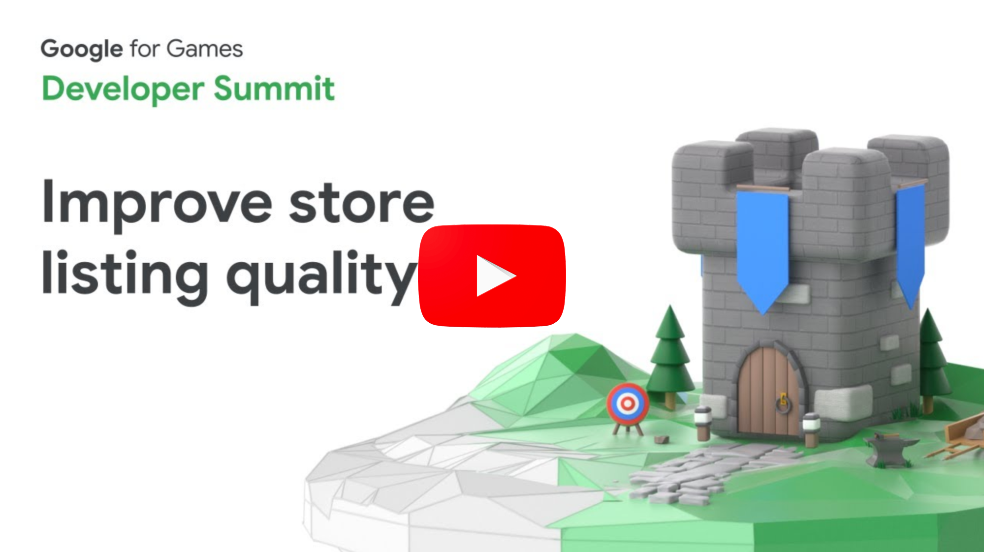Improve your store listing quality video thumbnail