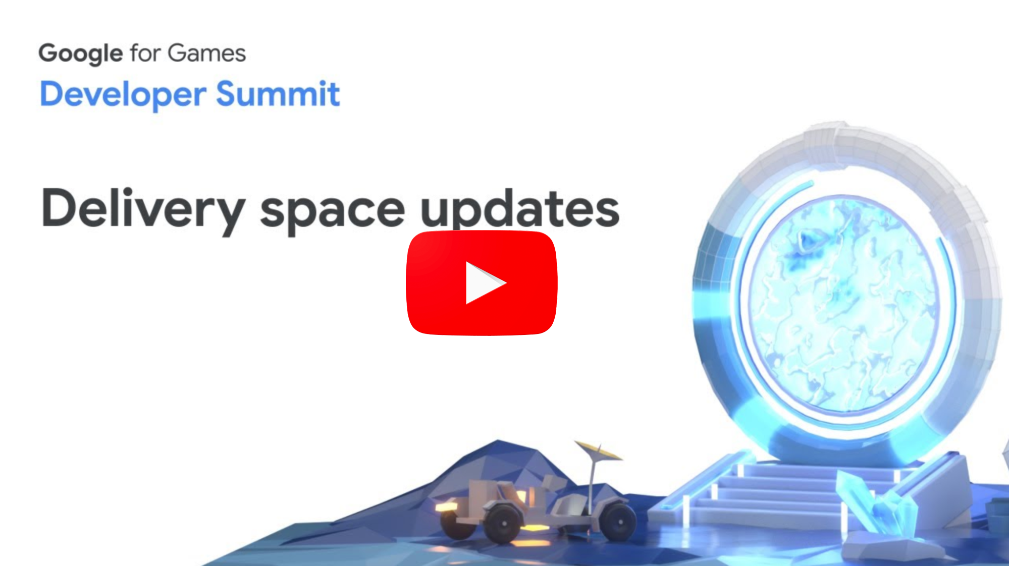 Delivery space updates video thumbnail