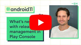 Google Play update video thumbnail