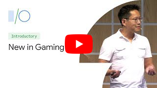 What's New in Gaming at Google