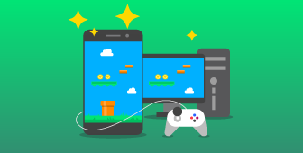 Lessons in expanding multi-platform gaming podcast icon