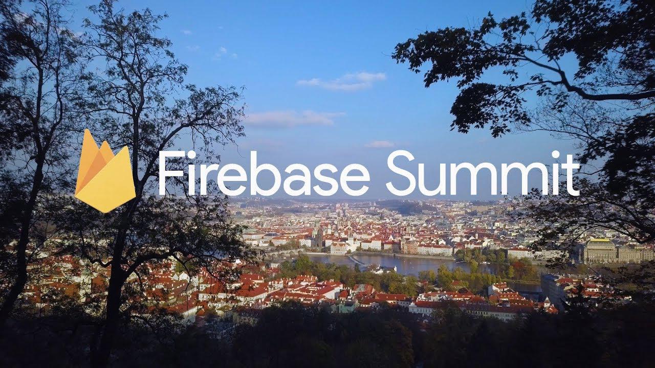 Registration for Firebase Summit is open