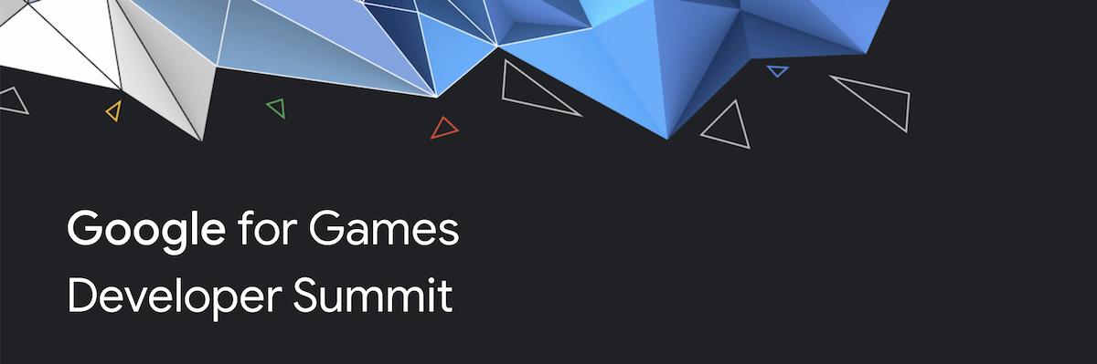 Google for Games Developer summit image