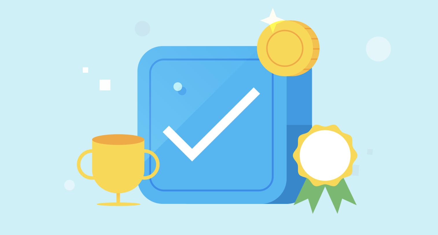 Experiment with app rewards