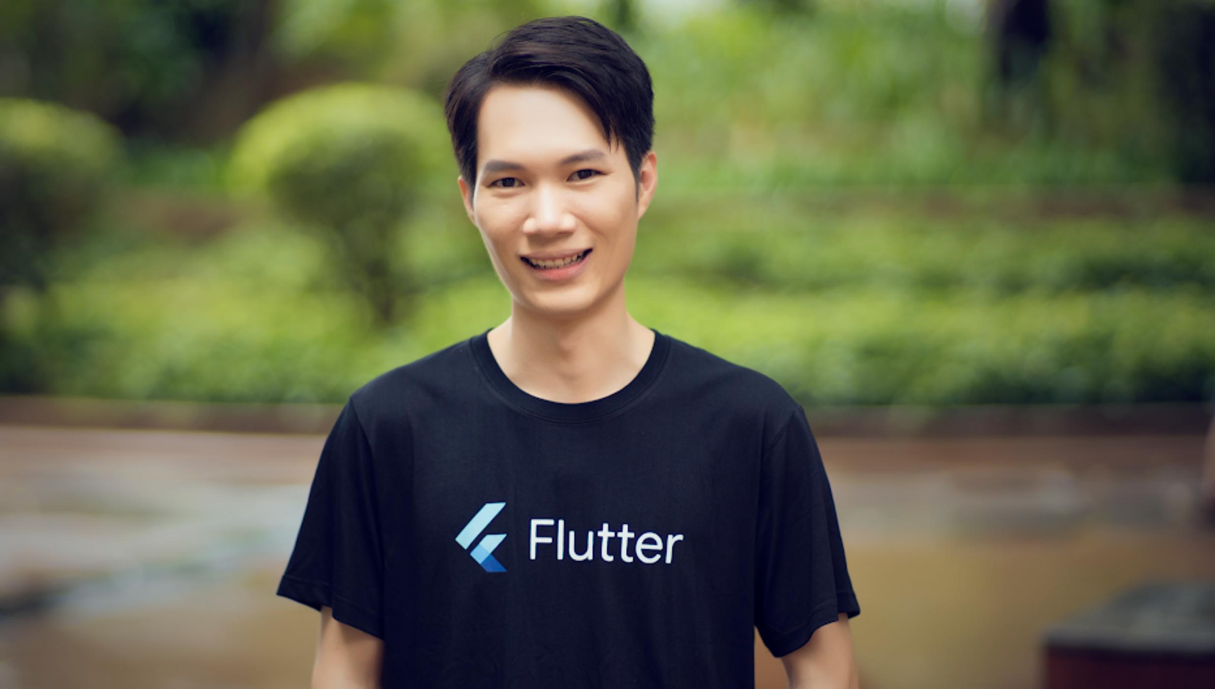Flutter Create's big winner is a self-taught 'beginner'