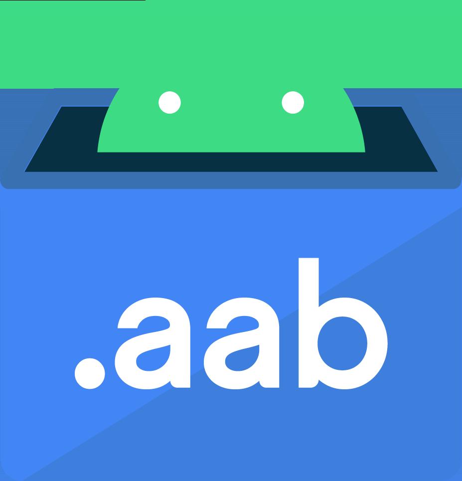 Android App Bundle logo