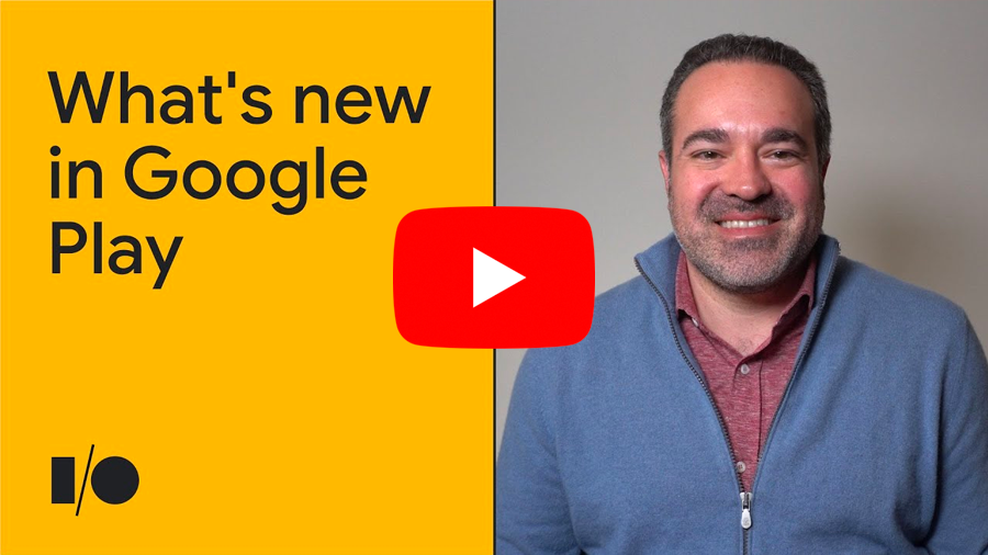 New in Google Play video thumbnail