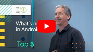 I/O sessions: Android